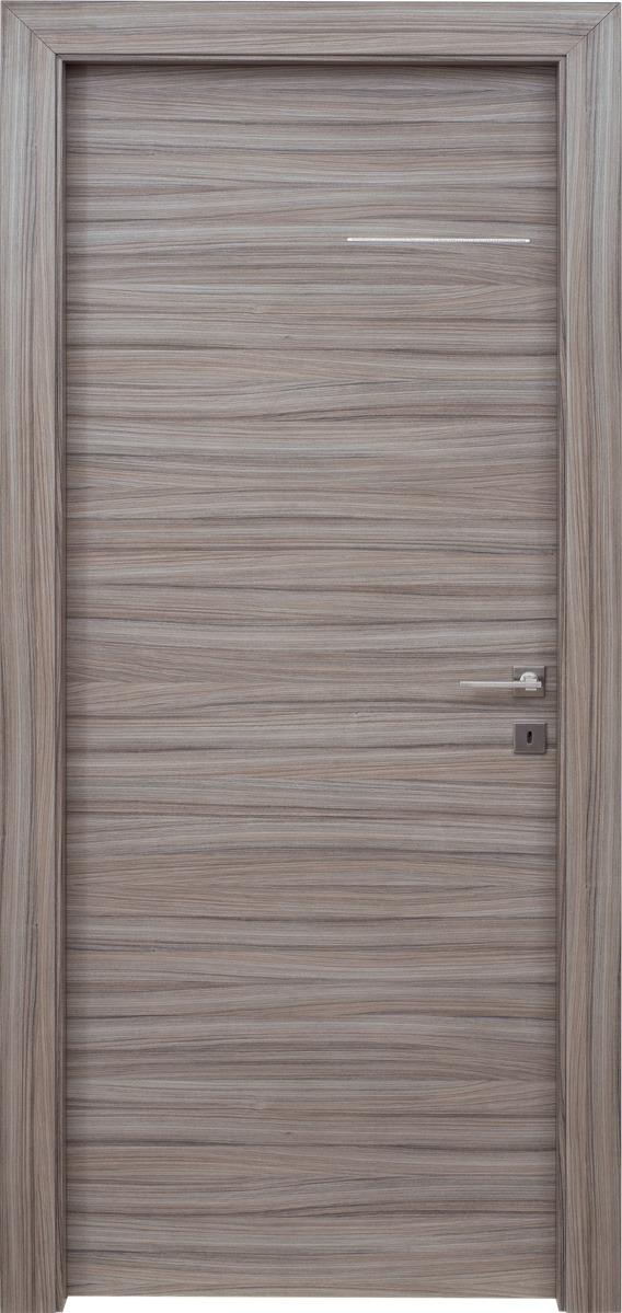 Laminate πόρτα εσωτερικού χώρου με matrix (ανάγλυφη) επιφάνεια
