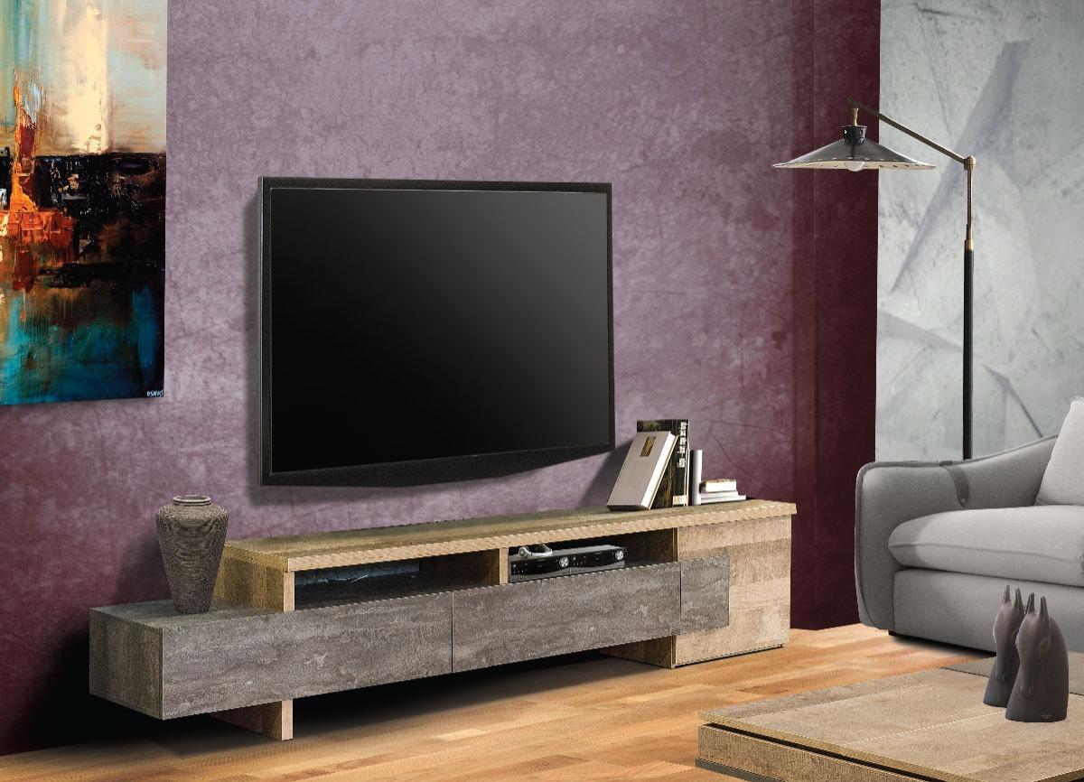 Έπιπλο  TV σε μοντέρνα μίνιμαλ γραμμή.